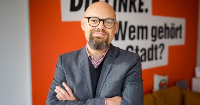 Tobias Schulze ist Abgeordneter im Berliner Abgeordnetenhaus (Foto: Die Linke / bengross.de)