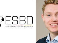 Daniel Luther ist seit Dezember 2020 Präsident des E-Sport-Bund Deutschland (Abbildungen: ESBD e. V.)
