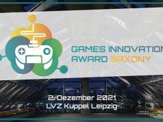 Der Games Innovation Award Saxony (GIAS) wird erstmals am 2. Dezember 2021 verliehen (Abbildung: LVZ Kuppelhalle)