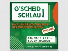 G'scheid schlau: Das Ludwig-Erhard-Zentrum Fürth ist Partner beim Langen Wochenende der Wissenschaften Online 2021 (Abbildung: Kulturidee GmbH)