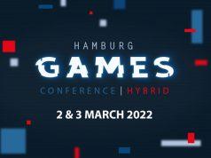 Die Hamburg Games Conference 2022 vom 2. bis 3. März 2022 ist als Hybrid-Format geplant (Abbildung: Gamecity Hamburg)