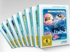 Das achtteilige Boxset für die Intellivision Amico kostet rund 150 Euro (Abbildung: Intellvision Entertainment)