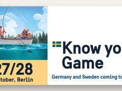 Know Your Game: Am 27. und 28. Oktober trifft sich die Games-Industrie in Berlin (Abbildung: Schwedische Botschaft)