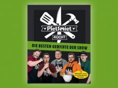 PietSmiet kocht erscheint am 24. November 2021 (Foto: Fischer New Media Verlag)