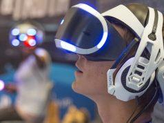 Seit dem 13. Oktober 2016 auf dem Markt: PlayStation VR - hier auf der Gamescom 2018 (Foto: KoelnMesse / Harald Fleissner)