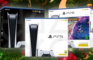 Schöne Bescherung: Wie und wo Sie eine PlayStation 5 zu Weihnachten kaufen können (Abbildungen: Sony Interactive / Fröhlich)