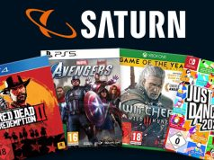 Saturn-Aktion im Oktober 2021: 3 Games nach Wahl für 49 Euro (Abbildungen: Saturn)