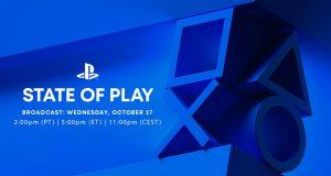 Am 27. Oktober folgt eine weitere Ausgabe der Reihe State of Play (Abbildung: Sony Interactive)
